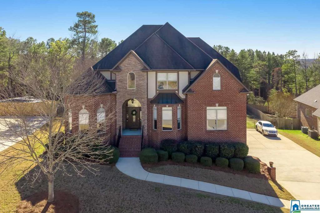 Photo of home for sale at 238 Grande View Cir, Alabaster AL