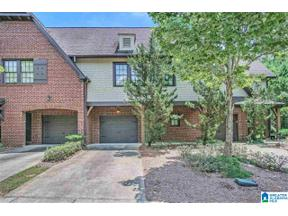 Property for sale at 1021 Inverness Cove Way, Birmingham, Alabama 35242