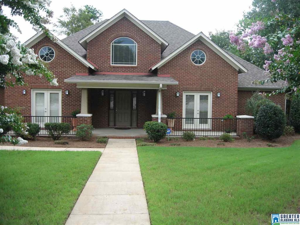 Photo of home for sale at 1800 Calgary Dr, Birmingham AL
