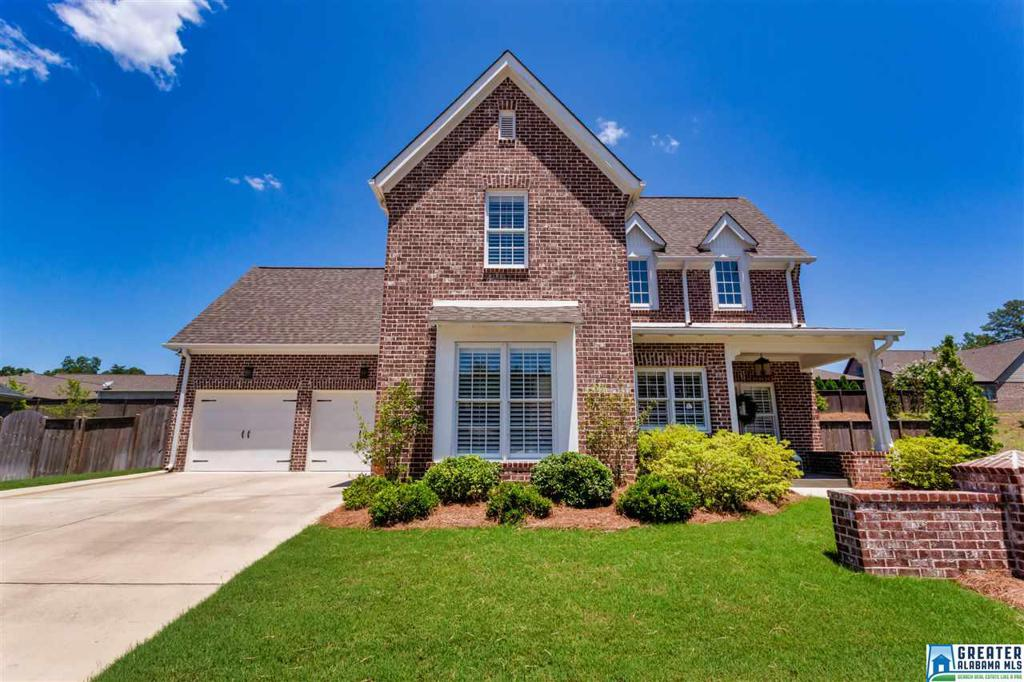 Photo of home for sale at 1805 Kirkman Cove, Hoover AL