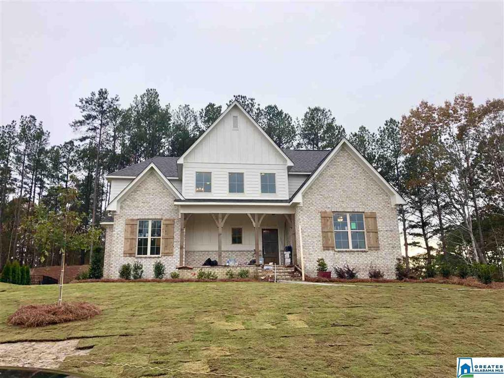 Photo of home for sale at 119 Birkdale Ln, Pelham AL