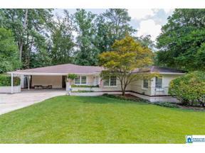 Property for sale at 1919 Canyon Rd, Vestavia Hills,  Alabama 35216