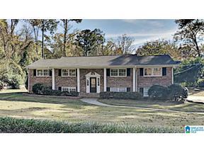 Property for sale at 3240 Mockingbird Lane, Hoover, Alabama 35226