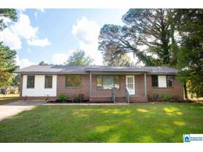 Property for sale at 496 Springdale Rd, Mount Olive,  Alabama 35117
