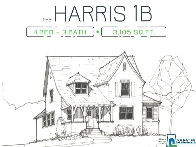 Photo of home for sale at 2006 Iris Dr, Hoover AL
