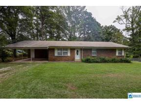 Property for sale at 1118 Burks Ln, Mount Olive,  Alabama 35117