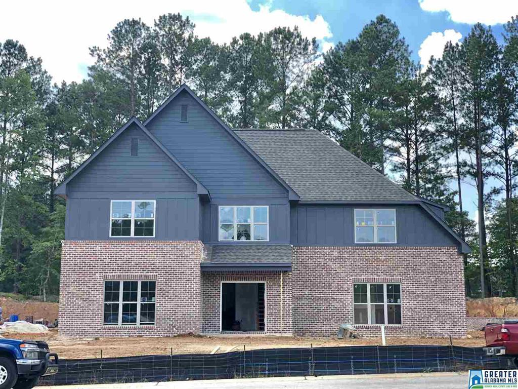 Photo of home for sale at 135 Birkdale Ln, Pelham AL
