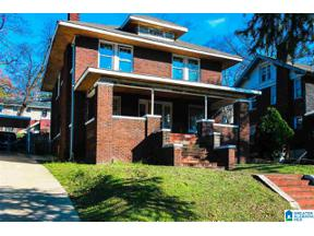 Property for sale at 1421 33rd St N, Birmingham, Alabama 35234