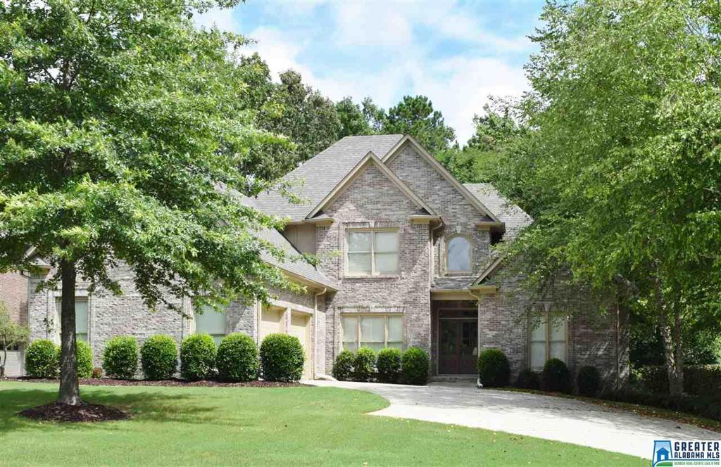 Photo of home for sale at 536 Timberline Trl, Calera AL
