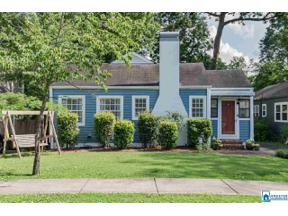 Property for sale at 325 Sterrett Ave, Homewood,  Alabama 35209