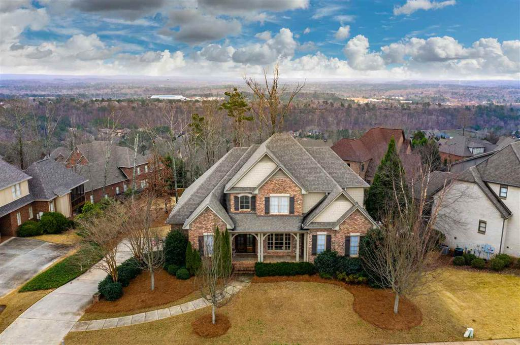 Photo of home for sale at 1452 Scout Ridge Dr, Hoover AL