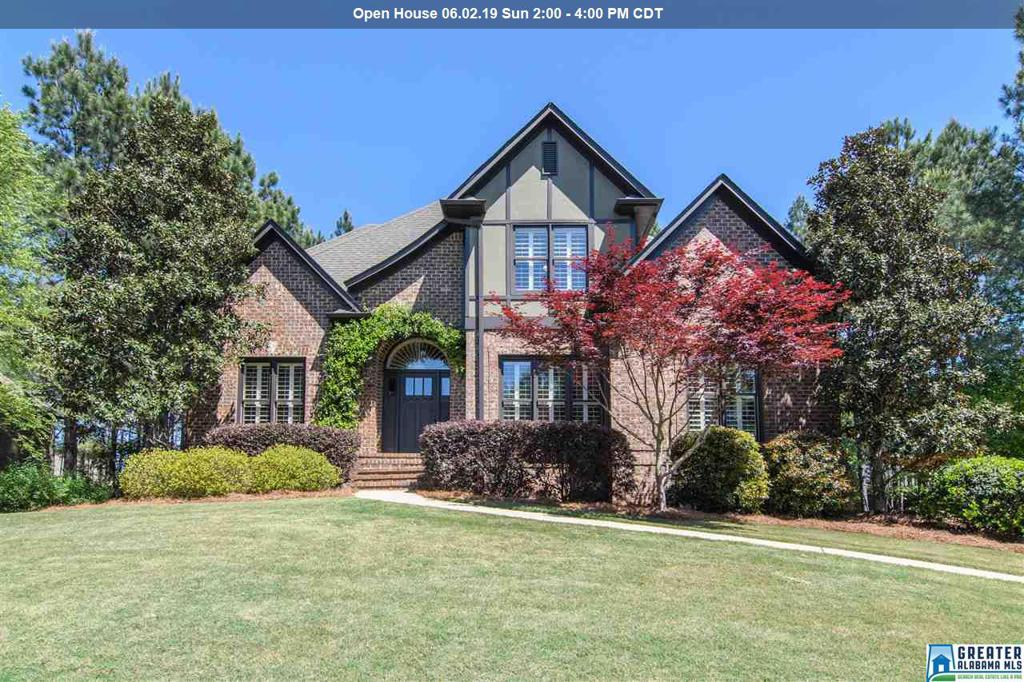Photo of home for sale at 1038 Dunsmore Dr, Chelsea AL