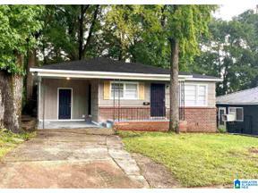 Property for sale at 1632 18th Way SW, Birmingham, Alabama 35211