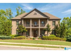 Property for sale at 1492 Scout Ridge Drive, Hoover, Alabama 35244