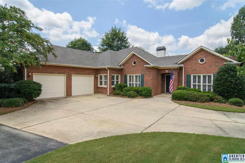 Photo of home for sale at 922 Caledonian Way, Vestavia Hills AL