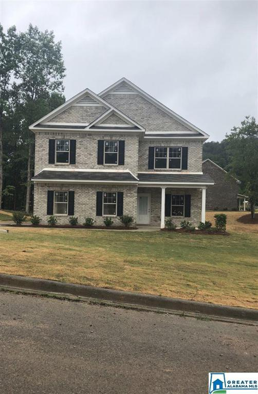 Photo of home for sale at 181 Ridgeline Dr, Chelsea AL