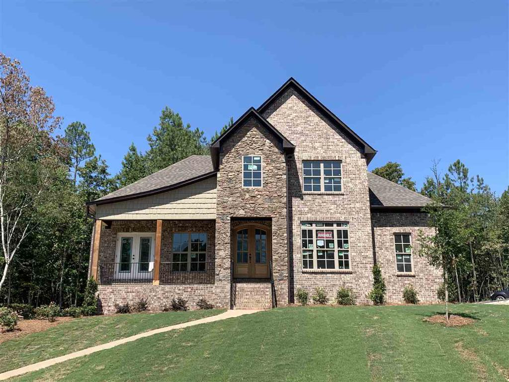 Photo of home for sale at 809 Grey Oaks Cove, Pelham AL
