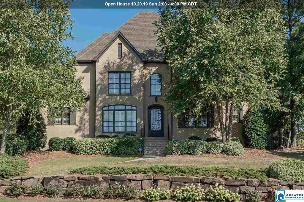 Photo of home for sale at 2259 Butler Springs Ln, Hoover AL