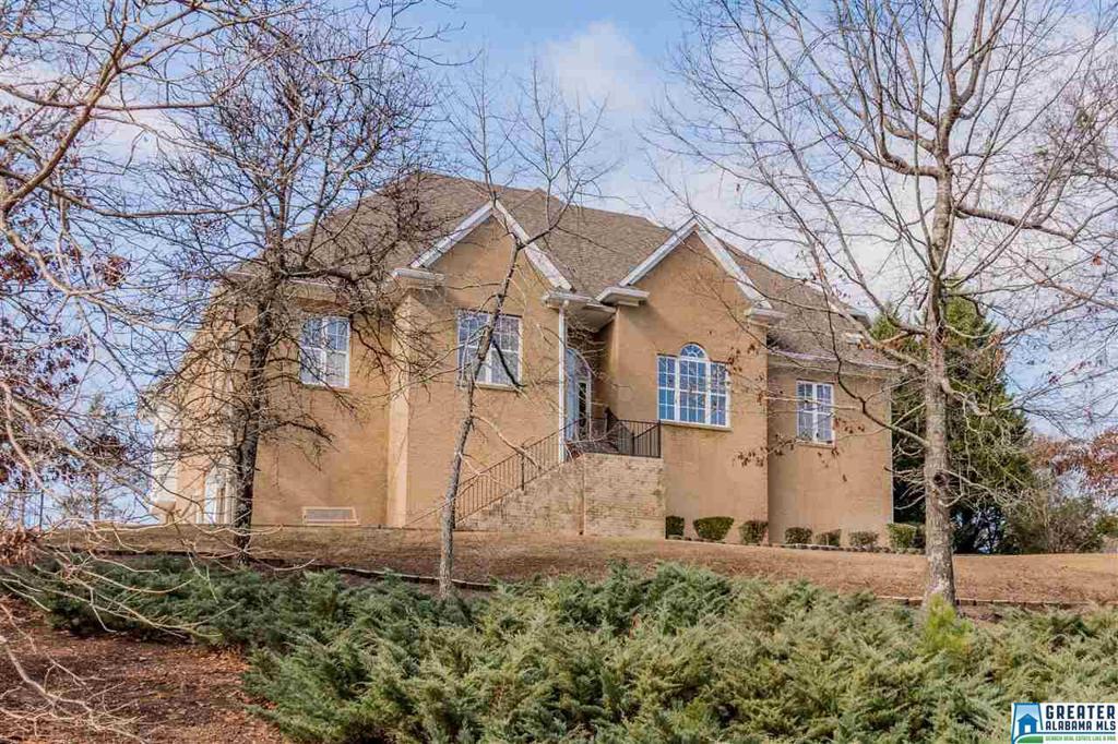 Photo of home for sale at 135 High Hampton Dr, Pelham AL