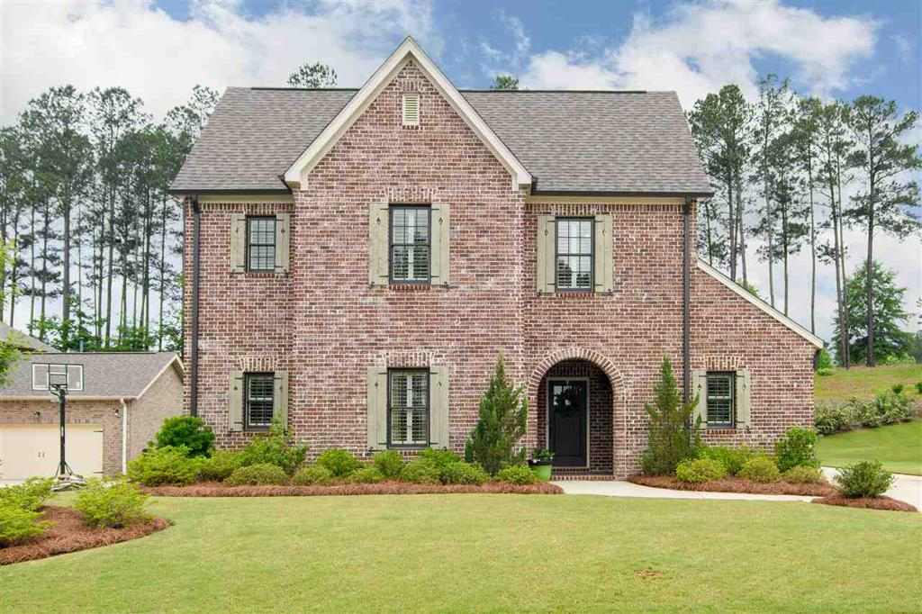Photo of home for sale at 317 Kilkerran Ln, Pelham AL