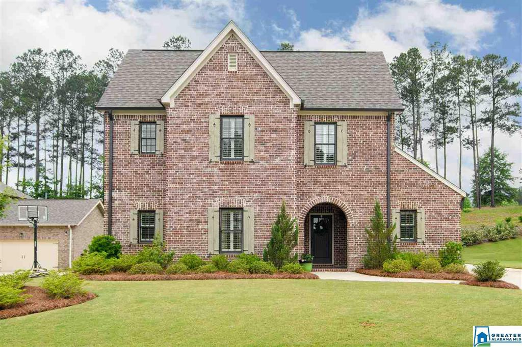Photo of home for sale at 317 Kilkerran Ln, Pelham AL
