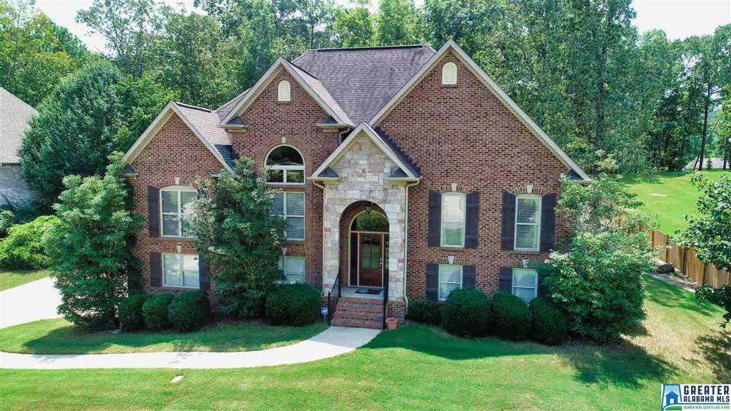 Photo of home for sale at 3640 Timber Way, Helena AL