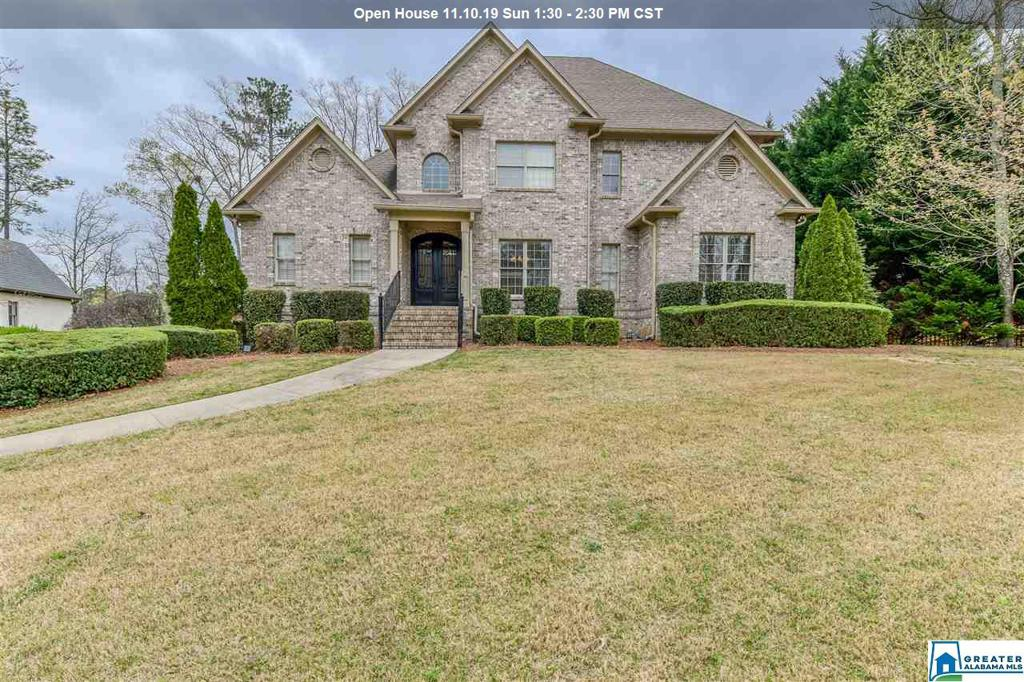 Photo of home for sale at 805 Aberlady Pl, Hoover AL