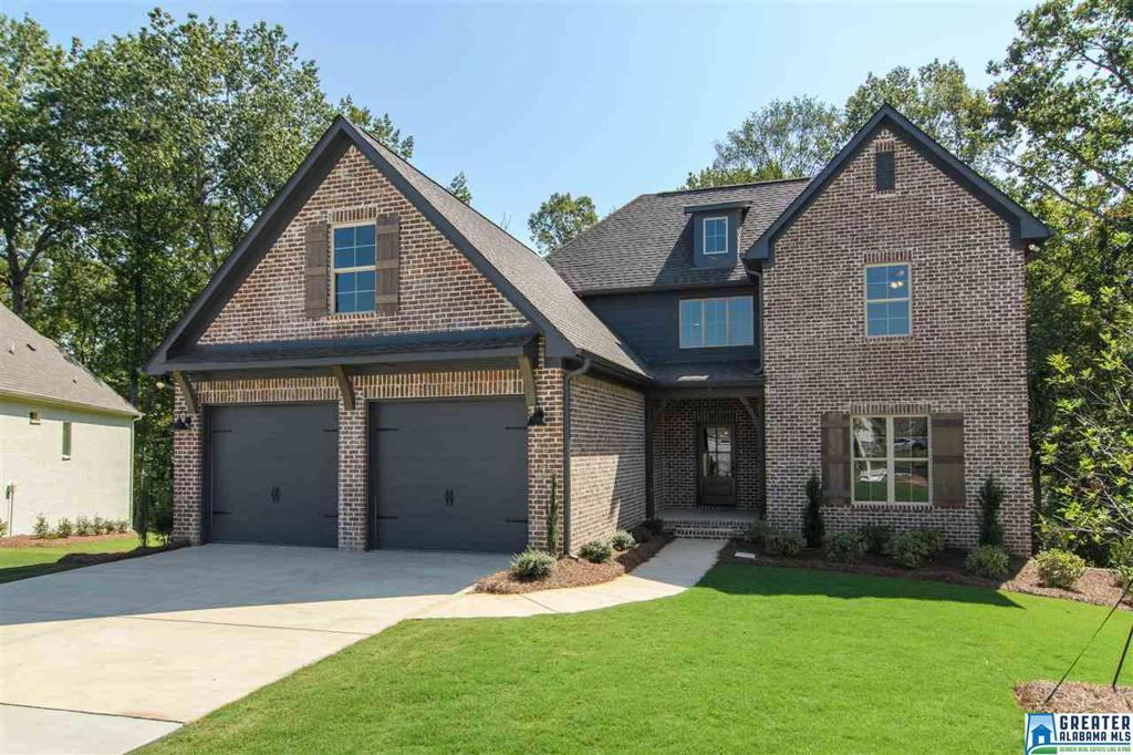 Photo of home for sale at 201 Ambergate Cir, Pelham AL