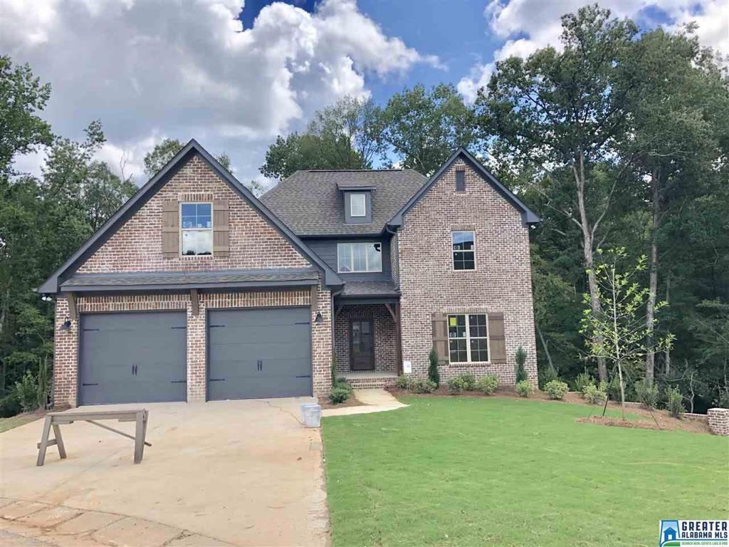 Photo of home for sale at 201 Ambergate Cir, Pelham AL