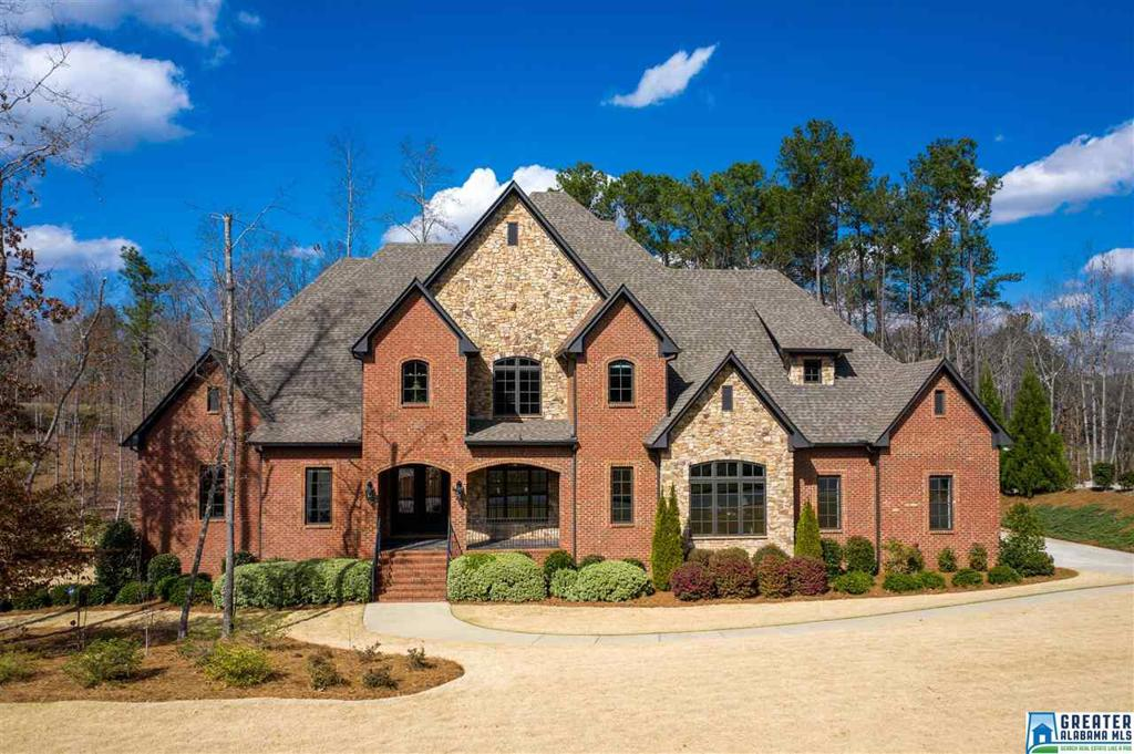 Photo of home for sale at 4244 Glasscott Crossing, Hoover AL