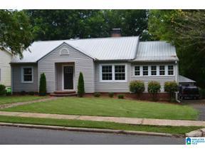 Property for sale at 1684 Montegue Street, Leeds, Alabama 35094