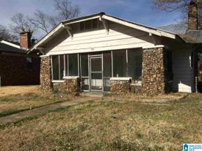 Property for sale at 414 Valley Road, Fairfield, Alabama 35064