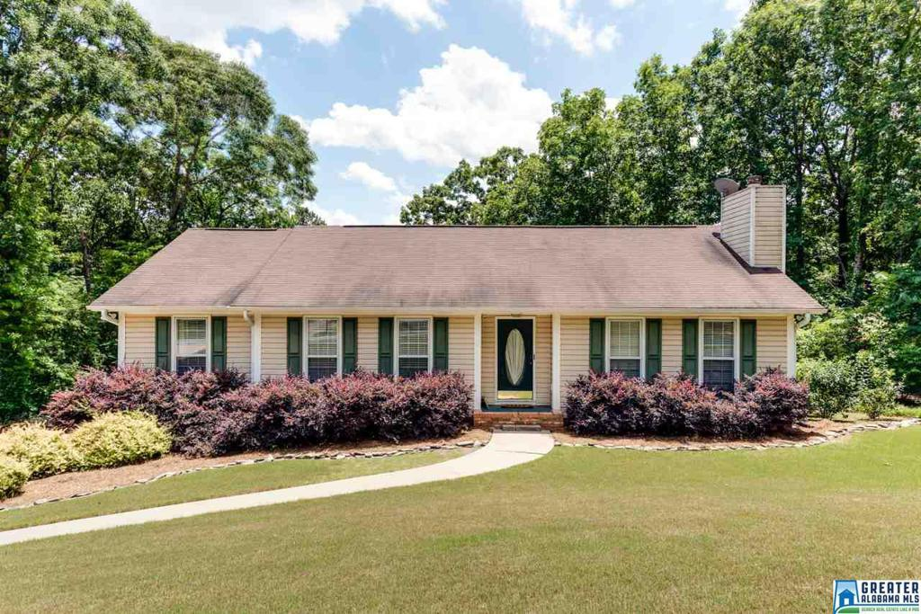 Photo of home for sale at 2335 Chandabrook Dr, Pelham AL