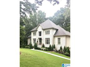Property for sale at 5608 Fairway Court, Hoover, Alabama 35244