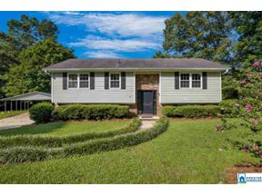 Property for sale at 1028 Gail Dr, Adamsville,  Alabama 35005