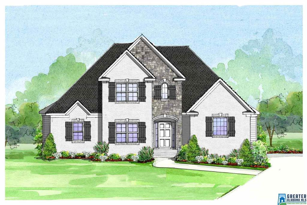 Photo of home for sale at 537 Willow Branch Cir, Chelsea AL
