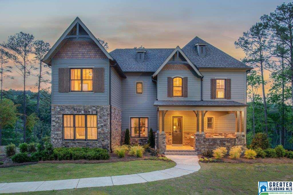Photo of home for sale at 2209 Brock Cir, Hoover AL