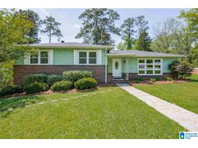 Property for sale at 2232 Bluff Road, Hoover, Alabama 35226
