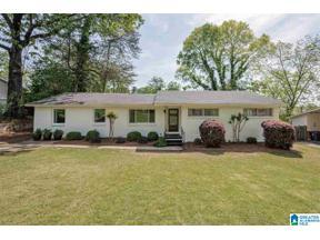 Property for sale at 2525 Yorkmont Drive, Vestavia Hills, Alabama 35226