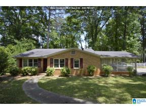 Property for sale at 3016 Whispering Pines Circle, Hoover, Alabama 35226