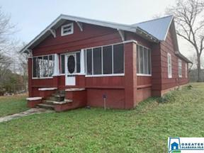 Property for sale at 4001 Old Jasper Hwy, Adamsville,  Alabama 35005