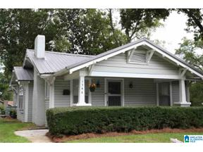 Property for sale at 1544 Mountain Drive, Tarrant, Alabama 35217