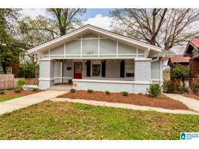 Property for sale at 1217 Bush Circle, Birmingham, Alabama 35208