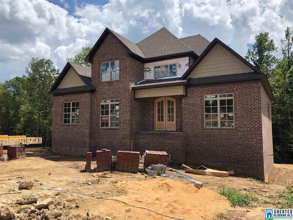 Photo of home for sale at 113 Grey Oaks Ct, Pelham AL