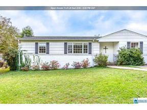Property for sale at 3177 Valley Park Dr, Vestavia Hills,  Alabama 35243