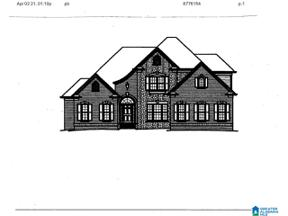 Property for sale at 615 Timberline Trail, Calera, Alabama 35040