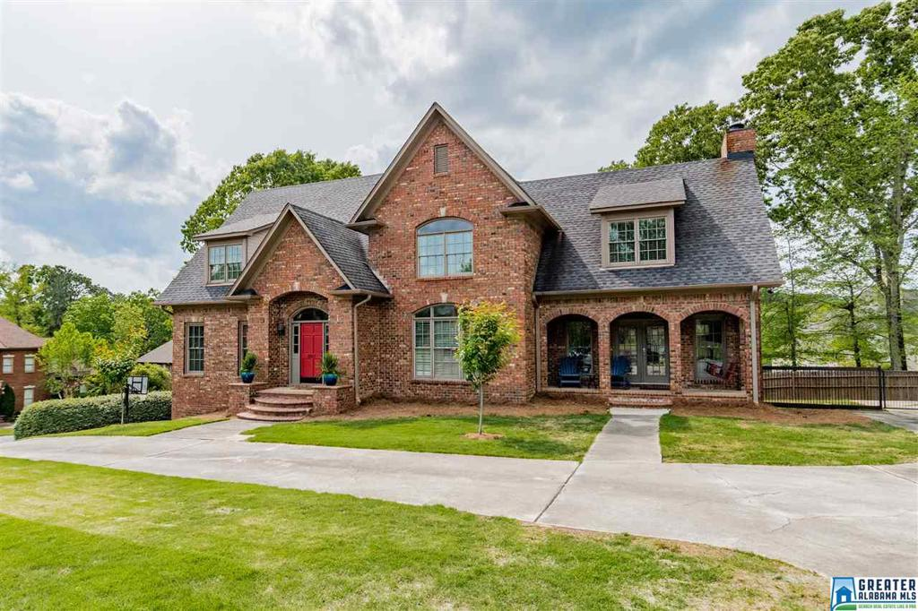 Photo of home for sale at 3317 Huntington Abbey, Hoover AL