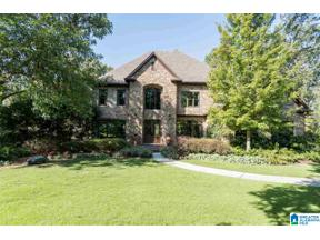 Property for sale at 110 Coshatt Trail, Hoover, Alabama 35244