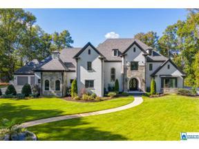 Property for sale at 2635 Indian Crest Dr, Indian Springs Village,  Alabama 35124