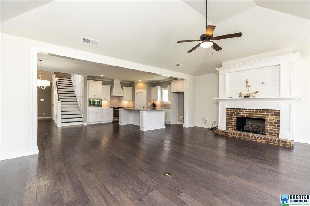 Photo of home for sale at 420 Glen Iris Cir, Pelham AL